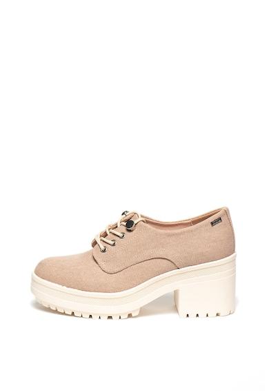 MTNG Pantofi de panza cu toc masiv Femei