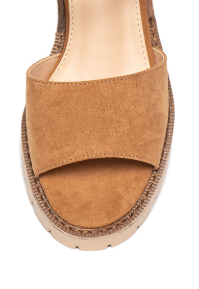 MTNG Sandale cu toc masiv Femei