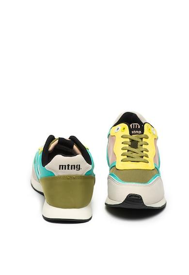 MTNG Pantofi sport cu garnituri de piele intoarsa sintetica Femei