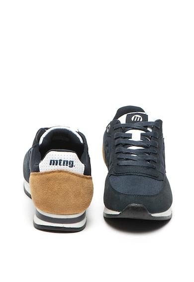 MTNG Légáteresztő sneaker nyersbőr betétekkel férfi