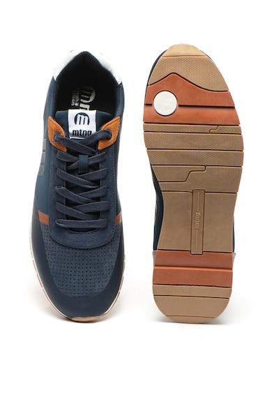 MTNG Légáteresztő műbőr és textil sneaker férfi