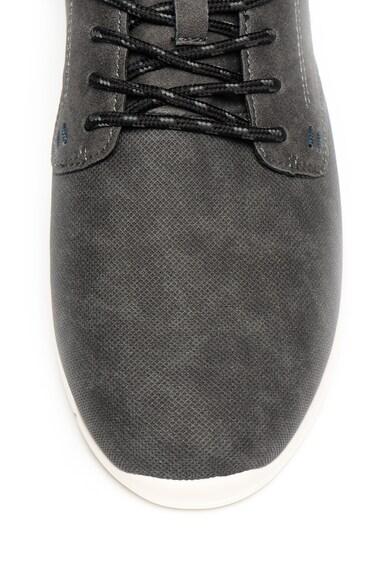 MTNG Pantofi sport de piele ecologica cu BreathSystem Barbati