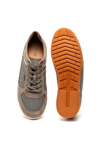 Geox Renan sneaker nyersbőr betétekkel férfi