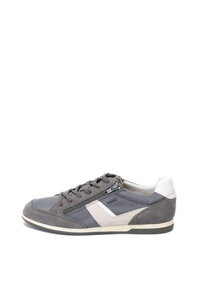 Geox Спортни обувки Renan с велур и мрежа Мъже