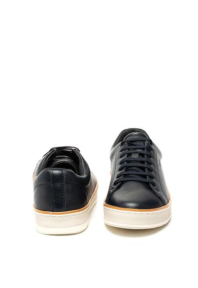 Geox Кожени спортни обувки Ariam Мъже