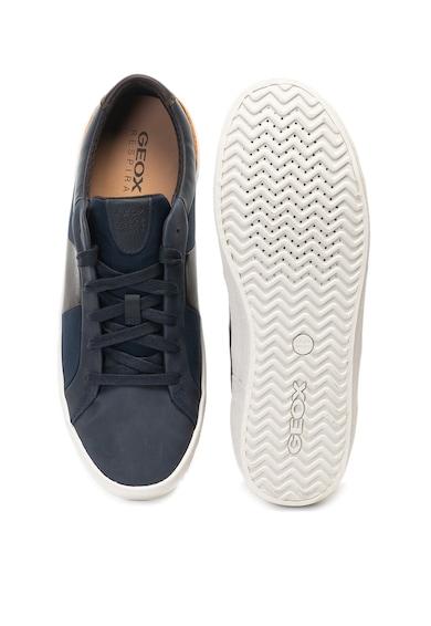 Geox Warley bőr sneaker cipő férfi