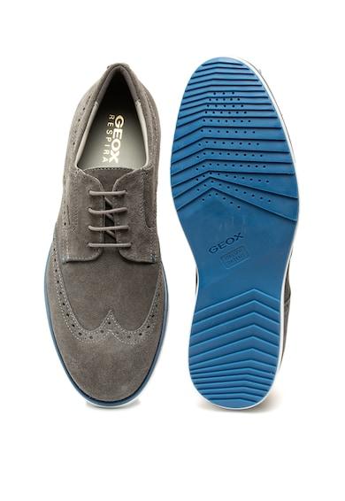 Geox Blainey nyersbőr brogue cipő férfi