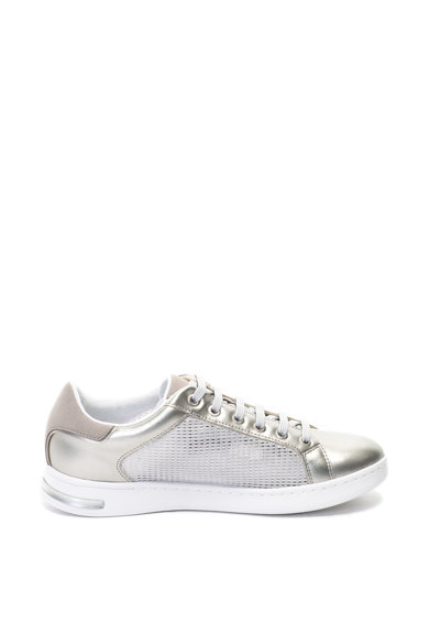 Geox Jaysen műbőr és hálós anyagú sneaker cipő női