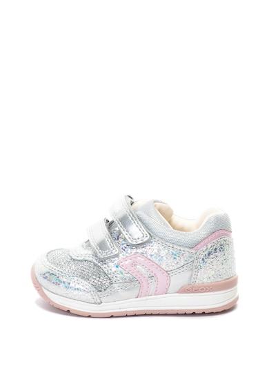 Geox Спортни обувки Rishon с кожа Момичета