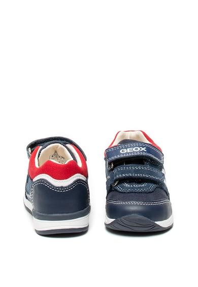Geox Спортни обувки Rishon с велкро Момчета