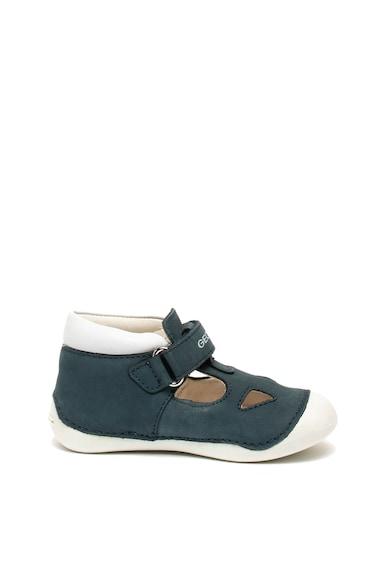 Geox Обувки Tutim Mary Jane от набук Момичета