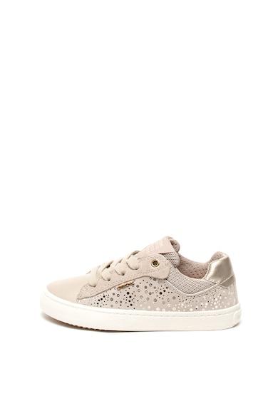 Geox Спортни обувки Kilwi с велур и кожа Момичета
