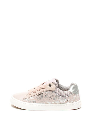 Geox Спортни обувки Kilwi от кожа и велур Момичета