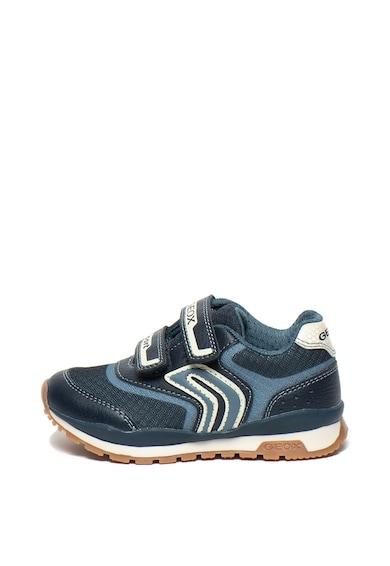 Geox Спортни обувки Pavel от еко кожа и текстил с велкро Момчета