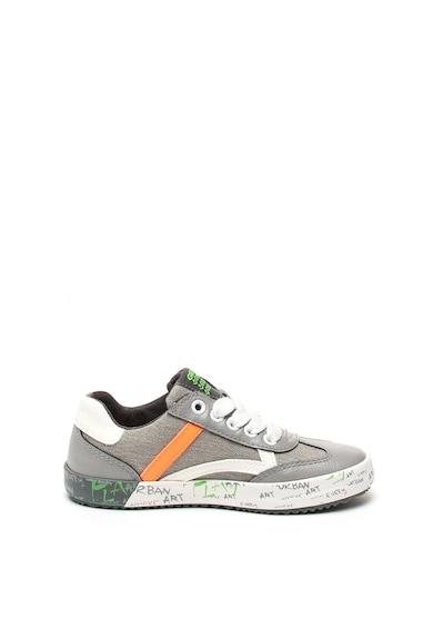 Geox Alonisso cipő kontrasztos részletekkel Fiú