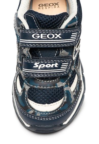 Geox Pantofi sport cu LED-uri Android Baieti