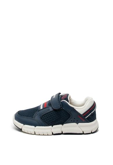Geox Спортни обувки Flexhyper с велур Момчета