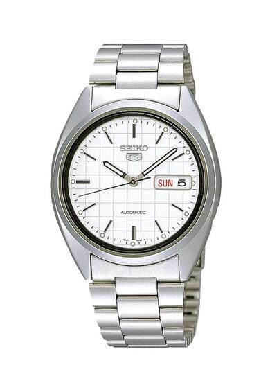 Seiko Автоматичен часовник от неръждаема стомана Мъже