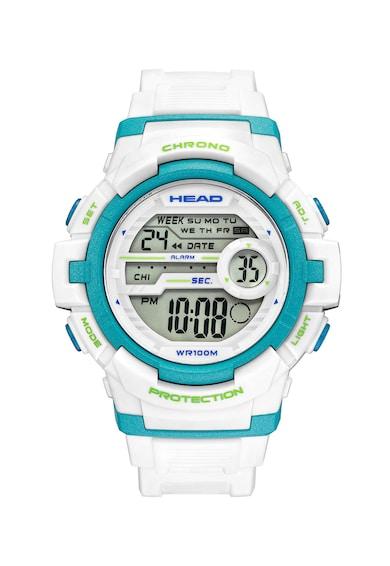 Head Ceas cronograf cu functii multiple si afisaj digital Barbati