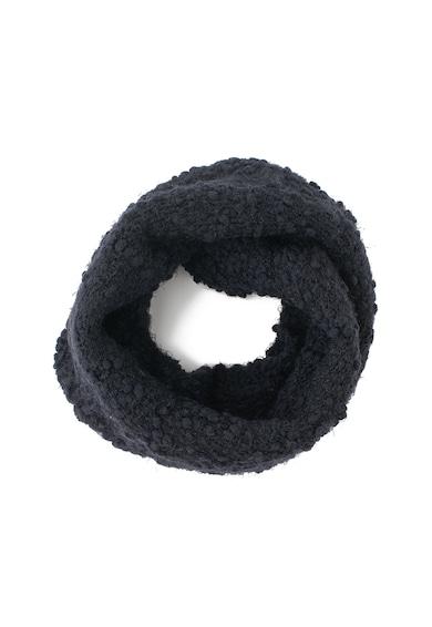 Lancetti Caciula si fular circular din amestec de lana Femei