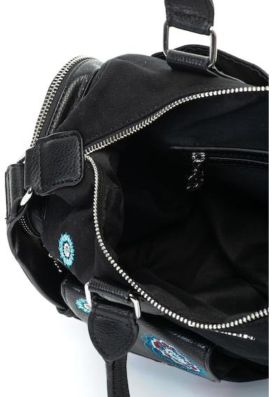 DESIGUAL Платнена чанта Aliki London с еко кожа Жени
