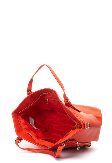 DESIGUAL Geanta shopper de piele ecologica cu broderii Rotterdam Femei