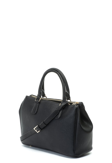 DESIGUAL Чанта Dark Amber Cabo от кожа Жени
