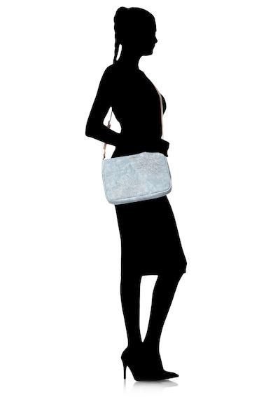 DESIGUAL Atila műbőr keresztpántos táska mandalamintával női