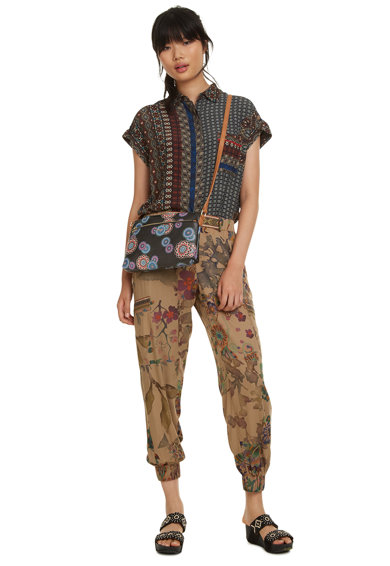 DESIGUAL Mandri keresztpántos műbőr táska női
