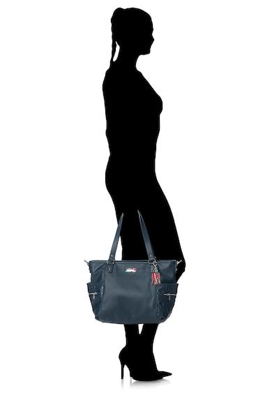 DESIGUAL Maxton műbőr táska domború logóval női