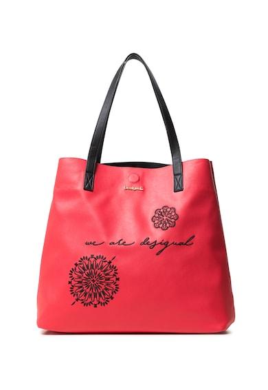 DESIGUAL Abby kifordítható műbőr tote táska női