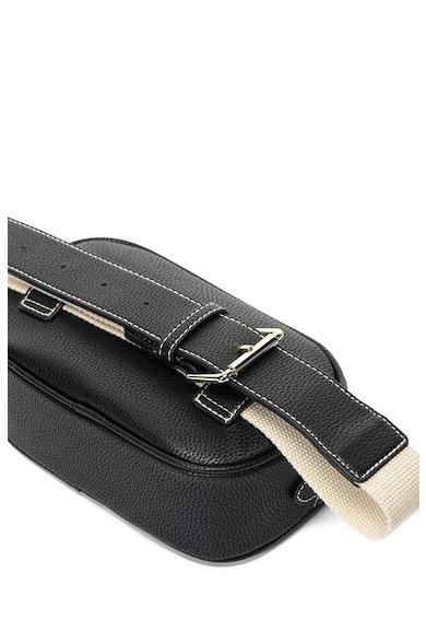 Love Moschino Чанта за кръста от еко кожа с лого Жени