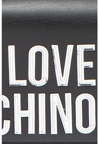 Love Moschino Geanta de piele ecologica cu bareta pentru umar Femei