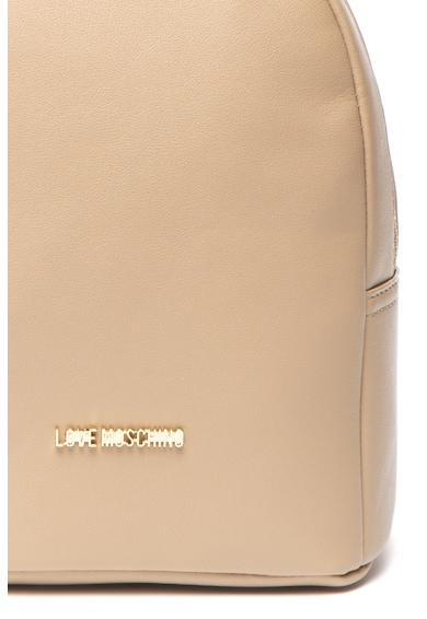 Love Moschino Műbőr hátizsák láncos fogantyúval női