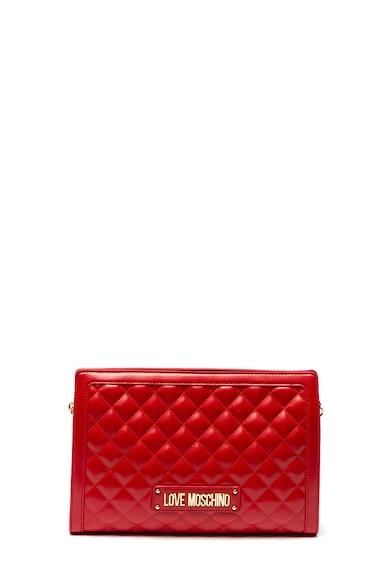 Love Moschino Steppelt műbőr táska női