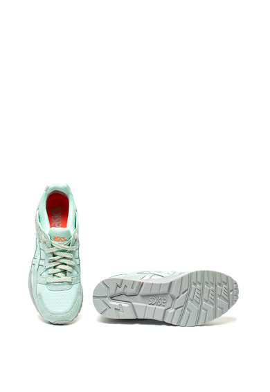 Asics Pantofi sport unisex slip-on cu insertii de piele intoarsa Gel Lyte Femei