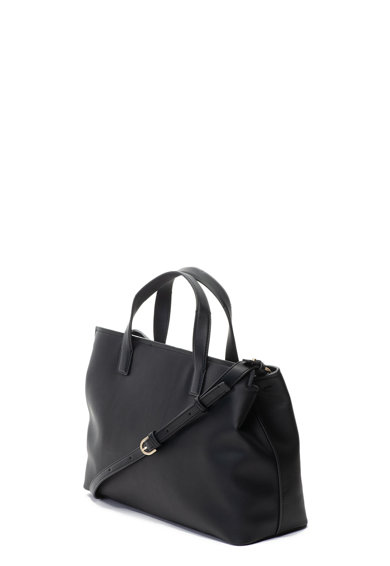 da35dbddf5 Drive műbőr tote táska logórátéttel - Calvin Klein (K60K604461-NERO)