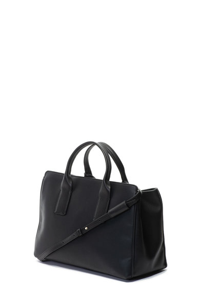 Calvin Klein Ръчна чанта Downtown от еко кожа с отделяща се презрамка Жени