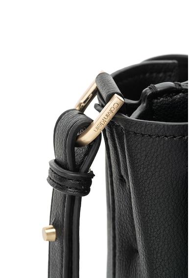 Calvin Klein Чанта за рамо Step Up от еко кожа Жени