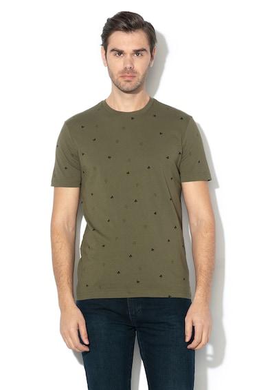 United Colors of Benetton Grafikai mintás póló férfi