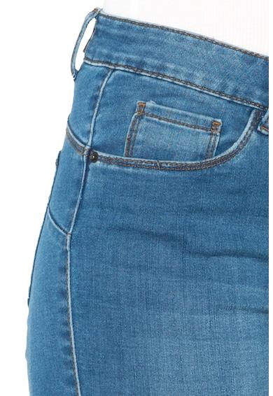 Vero Moda Blugi slim fit cu detalii deteriorate Seven Femei