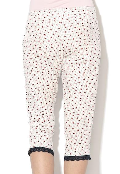 ESPRIT Bodywear Pantaloni de pijama cu model cu buburuze si buline Loulou Femei