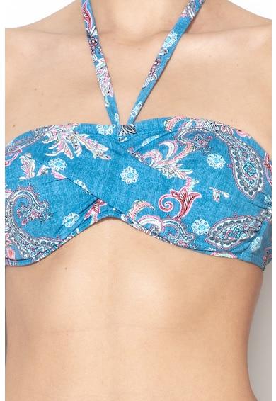 ESPRIT Bodywear Sutien bandeau de baie, cu imprimeu Femei