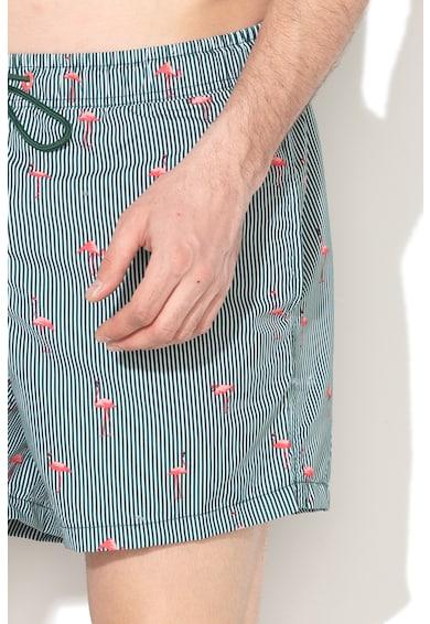 ESPRIT Bodywear Pantaloni scurti de baie cu imprimeu Barbati