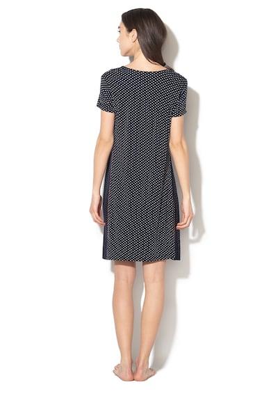 ESPRIT Bodywear Camasa de noapte cu imprimeu cu buline Annabelle Femei
