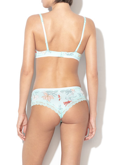 ESPRIT Bodywear Sutien cu model floral Bridget Femei