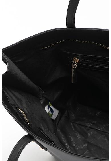 Versace Jeans Linea 5 műbőr shopper fazonú táska domború logóval női