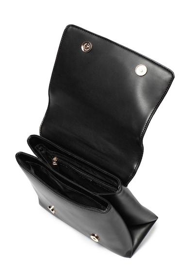 Versace Jeans Műbőr keresztpántos táska fémlogóval női
