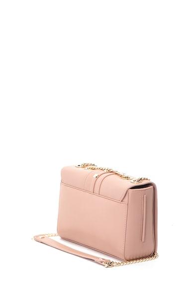 Versace Jeans Műbőr válltáska dekoratív fémkarikával női