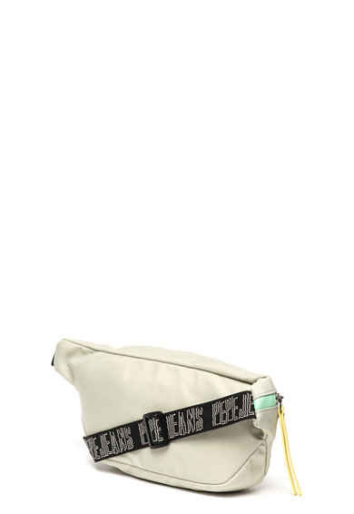 Pepe Jeans London Чантичка за кръста Mind с гумирано лого Жени